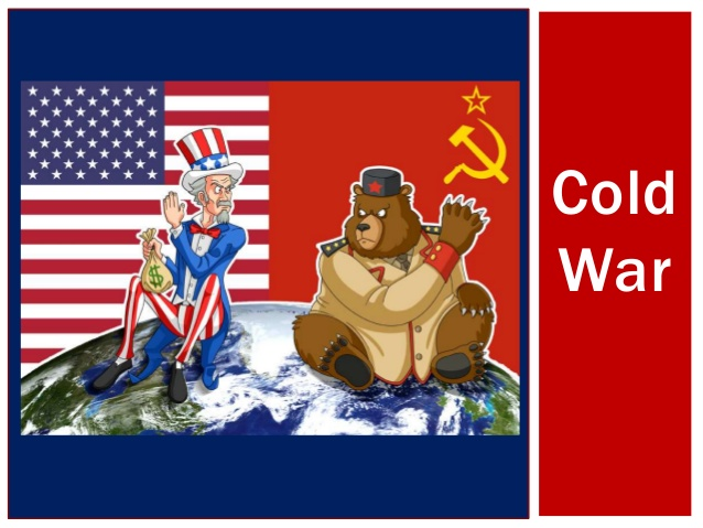 cold war and wwii These two alliances, nato and the warsaw pact, would take part in an arms race war called the cold war the cold war never escalated into full war due to the fear of what would happen to the world if many countries started dropping atomic bombs the cold war would last for the next 45 years.